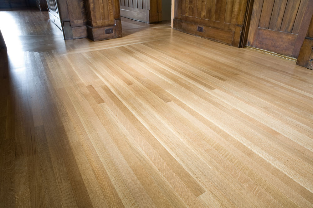 Caliber hardwood floors inc pre finished vs site Unstained hardwood floors